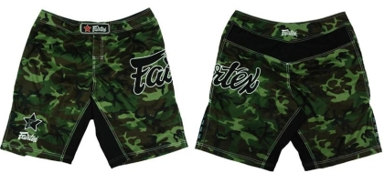 Fairtex-MMA-Board-Shorts-AB7-Nylon-Fabric