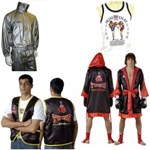 muay thai robe & clothing